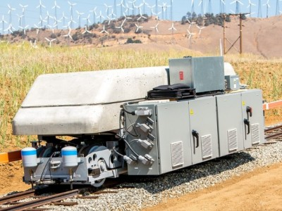 Advanced Rail Energy Storage (ARES)