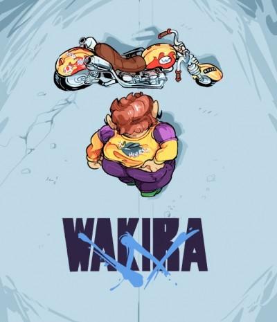 Akira Poster Wakira