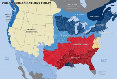 American Nations Today