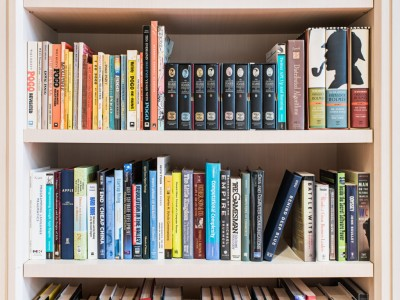Andreessen Horowitz Bookshelf