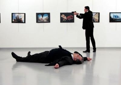 Ankara Assassination