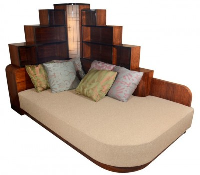 Art Deco Day Bed