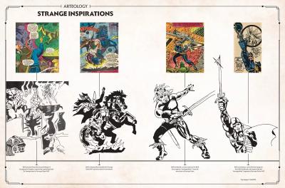 Art and Arcana Strange Inspirations