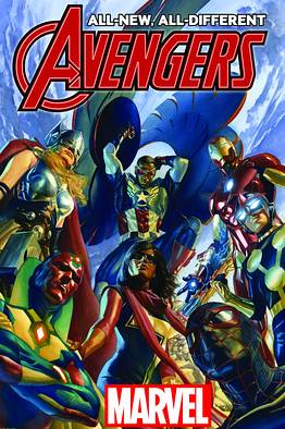 Avengers, All-New, All-Different