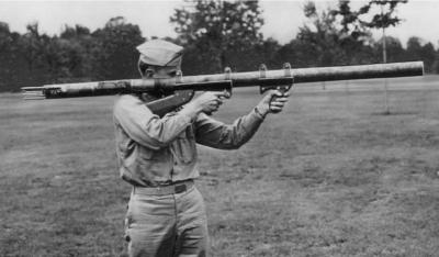 Bazooka Prototype