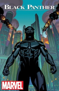 Black Panther No. 1 Cover
