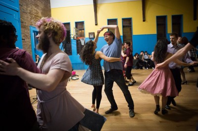 Contra Dancing in Brooklyn