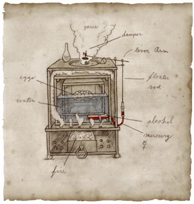 Cornelis Drebbel's Oven