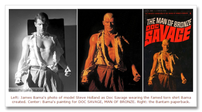 Doc Savage 1970s