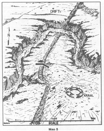 Duffer's Drift Map 5