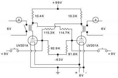 Flip-Flop Circuit Diagram