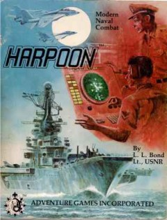 Harpoon Wargame