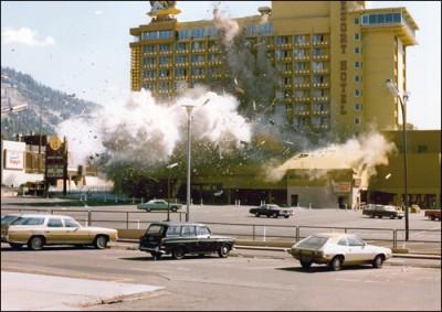 Harvey's Bomb Blast