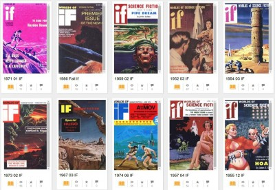 If Magazine in Internet Archive