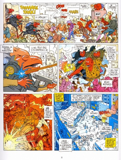 Incal Berg Attack