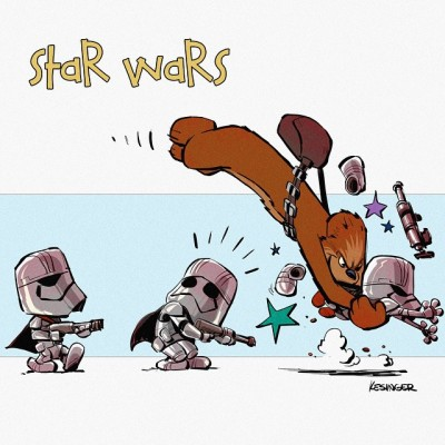 Kesinger Kylo and Darth 03