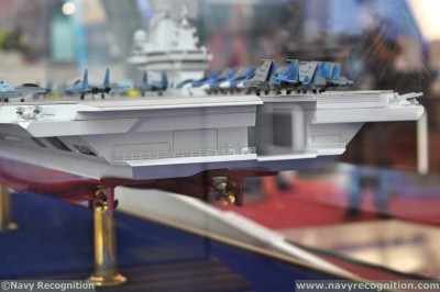 Krylov Light Aircraft Carrier Stern
