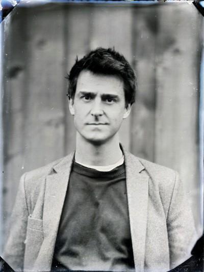 Lewis Dartnell Silver Chemistry Author Portrait
