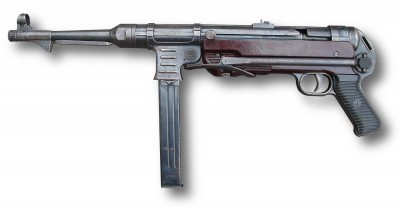 MP 40 with Folded Stock