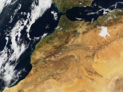 Maghreb Satellite