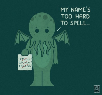 Monster Issues Cthulhu