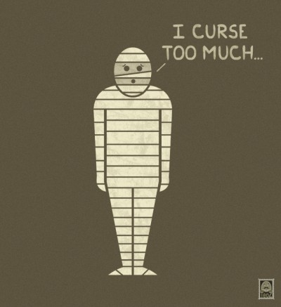 Monster Issues Mummy
