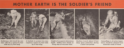 Mother Earth is the Soldier's Friend