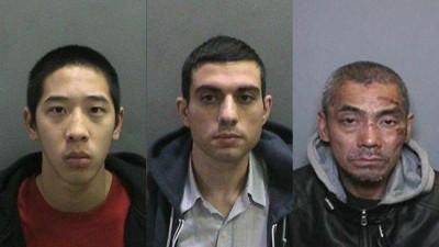 OC Jailbreak Jonathan Tieu, Hossein Nayeri and Bac Duong