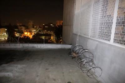 OC Jailbreak Roof area of CMJ