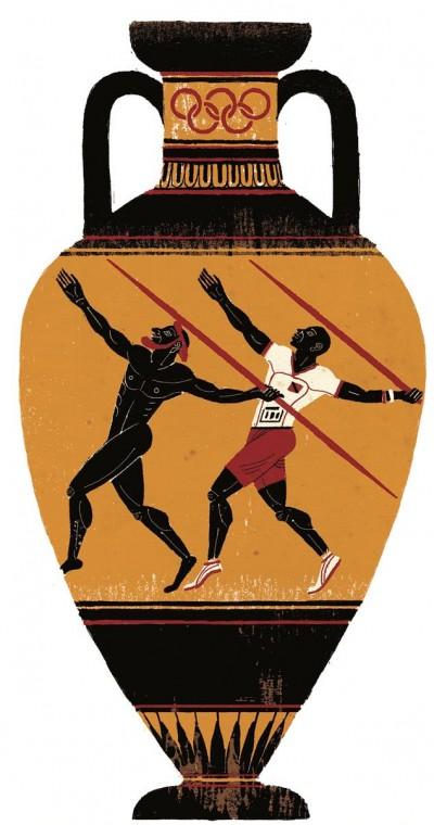 Olympic Vase by Pep Montserrat
