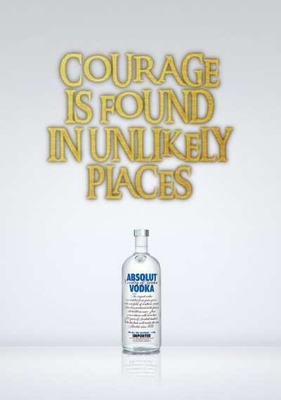 One Ad to Rule Them All Absolut
