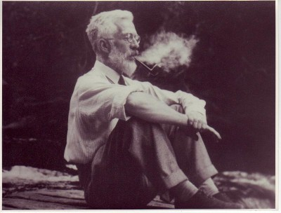R.A. Fisher Smoking Pipe