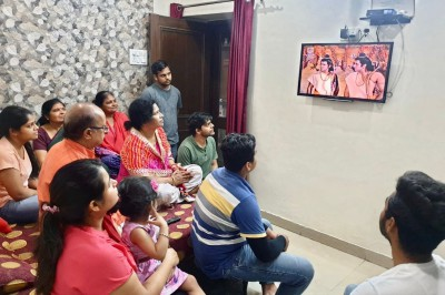 Ramayan Viewing