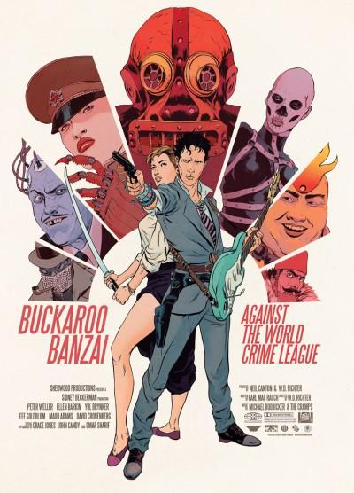 Sequels Buckaroo Banzai Against the World Crime League