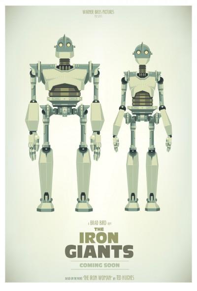 Sequels Iron Giants