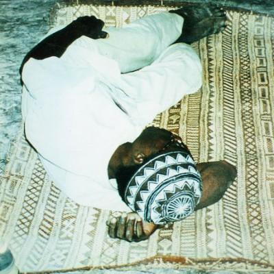 Sleeping Figure 1A Kenyan
