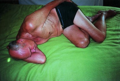 Sleeping Figure 2A Side Lying