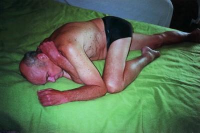 Sleeping Figure 2B Side Lying Modified