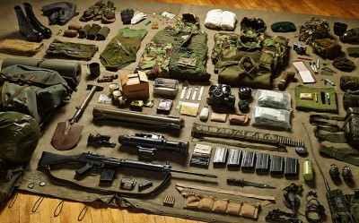 Soldier Kit 12