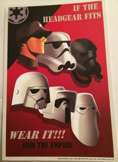 Star Wars Rebels Propaganda Poster 01