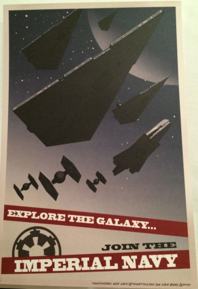 Star Wars Rebels Propaganda Poster 02