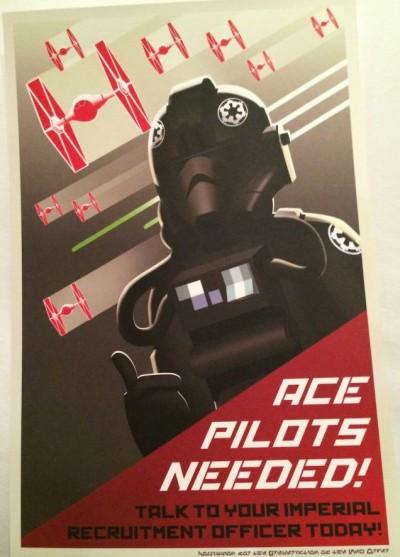 Star Wars Rebels Propaganda Poster 03