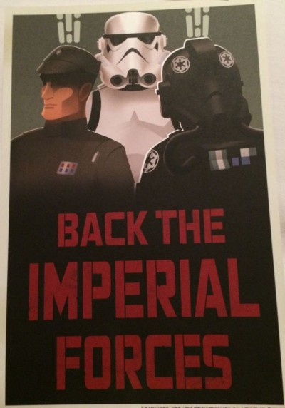 Star Wars Rebels Propaganda Poster 05