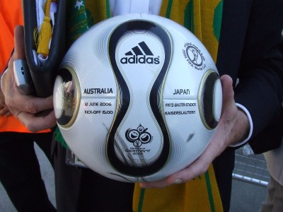 Teamgeist 2006 World Cup Ball