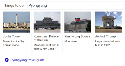 Things to do in Pyongyang
