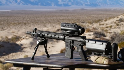 TrackingPoint Precision-guided Semi-Auto 5.56