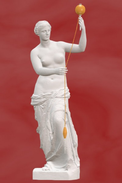Venus de Milo Spinning Thread