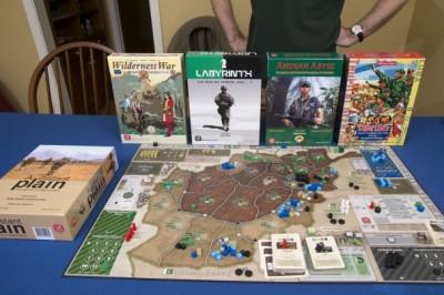 Volko Ruhnke's Games