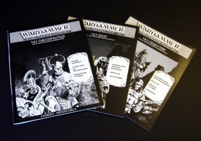Warhammer First Edition